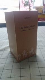 LED電球スピーカー LSPX-100E26J 本日入荷したので早速使ってみました!