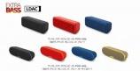 重低音ワイヤレスポータブルスピーカー防水性能を備えた「SRS-XB3」「SRS-XB2」新発売