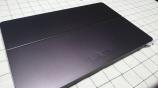 新型VAIO Z フリップモデルの勝色ダブルアルマイト仕様 店頭展示しています。