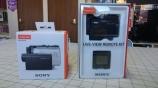 アクションカムの新商品 HDR-AS50 と HDR-AS50R 本日入荷しました!