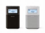 Bluetooth機能搭載 コンパクトな据置型ラジオ SRF-V1BTが発表。