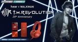 h.ear × WALKMAN T.M.Revolution 20th Anniversaryモデルが受注開始です!