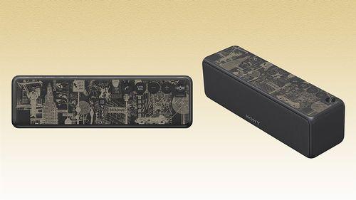 Walkman&h.ear Series Winter Gift Collection JUJU