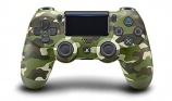 PS4コントローラーに数量限定の新色 グリーン・カモフラージュが登場
