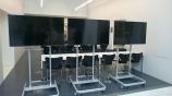 ソニーのデジタルサイネージを共愛学園前橋国際大学様に納品させて頂きました。