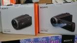 新型ハンディカム HDR-PJ680・HDR-CX680 が入荷しました!