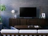 ハイレゾ対応サウンドバー HT-MT500 スリム&コンパクトで設置性を高めた新商品です。