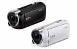 新商品!軽くてキレイに撮れるコンパクトモデル HDR-CX470 登場!
