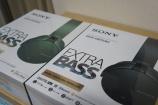 EXTRA BASS ヘッドホン『MDR-XB950N1』の開梱レポート