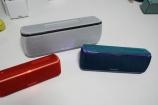 重低音 EXTRA BASSシリーズ ワイヤレスポータブルスピーカー3機種が発売になります。