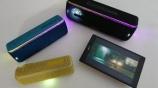 展示中!ワイヤレスポータブルスピーカー SRS-XB41 SRS-XB31 SRS-XB21 充電完了しました。