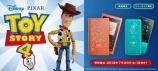 ソニーストア限定販売!ウォークマン『Toy Story 4』公開記念モデルが登場しました。